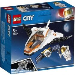 Lego City 60224 misiune de reparat satelitii