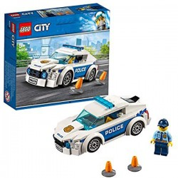 Lego City 60239 masina de politie