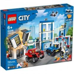 Lego City Sectia de politie 60246
