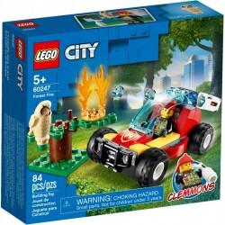 Lego City 60247 Incendiu de padure