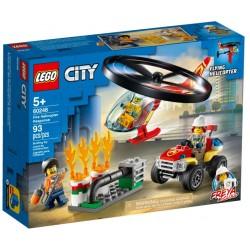 Lego City 60248 interventie cu elicopterul de pompieri