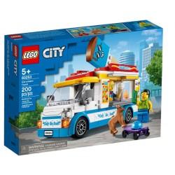 Lego City 60253 Furgoneta cu inghetata