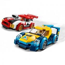 Lego City 60256 masini de curse