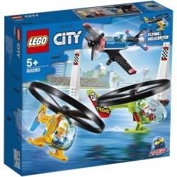 Lego City 60260 cursa aeriana