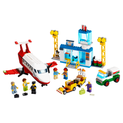 Lego City 60261 Aeroport central