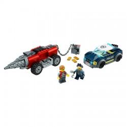 Lego City 60273 urmarirea forezei