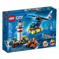 Lego City 60274 asediul farului