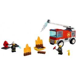 Lego city 60280 camion de pompieri cu scara