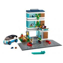 Lego city 60291 casa familiei