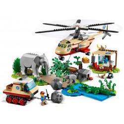 Lego City 60302 operatiune de salvare a animalelor salbatice