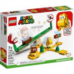 Lego Super Mario 71365 toboganul plantei Piranha