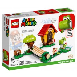 Lego Super Mario 71367 casa lui Mario si Yoshi
