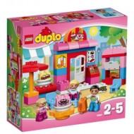 Lego 10587 duplo Cafenea