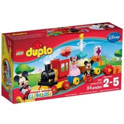 Lego duplo 10597 parada de ziua lui Mickey si Minnie