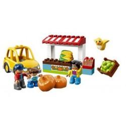 Lego duplo piata fermierilor 10867