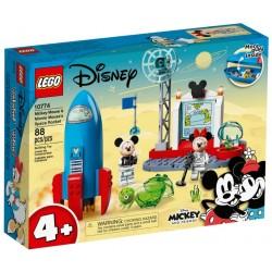 Lego Duplo 10774 Racheta spatiala a lui Mickey Mouse