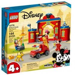 Lego Duplo 10776 Statia si camionul de pompieri ale lui Mickey Mouse