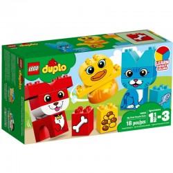 Lego duplo 10858 Primele mele animalute