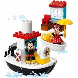 Lego duplo 10881 barca lui Mickey