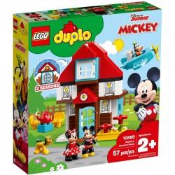 Lego Duplo 10889 Casa de vacanta a lui Mickey