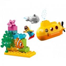 Lego duplo 10910 aventura cu submarinul