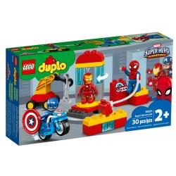 Lego Duplo 10921 Laboratorul Super Eroilor