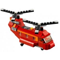Lego creator 31003 rotoare rosii