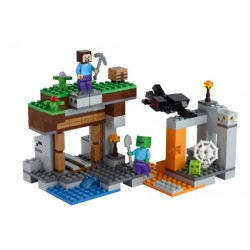 Lego minecraft 21166 mina abandonata
