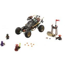 Lego Ninjago 70589 vehiculul lui Cole