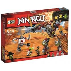 Lego Ninjago 70592 vanatorul de recompense