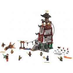 Lego Ninjago 70594 asediul farului