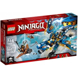 Lego Ninjago 70602 dragonul lui Jay