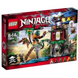 Lego Ninjago 70604 insula Tiger Widow