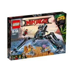 Lego Ninjago 70611 Paianjenul de apa