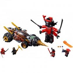 Lego Ninjago 70669 Foreza de pamant a lui Cole