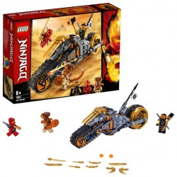 Lego Ninjago 70672 motocicleta de teren a lui Cole