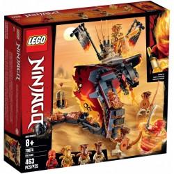 Lego Ninjago 70674 Gheara de foc