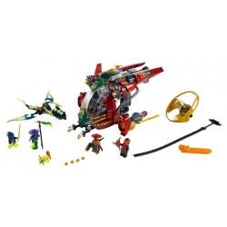 Lego Ninjago 70735 Ronin Rex