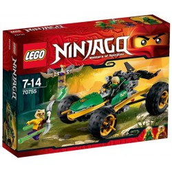 Lego ninjago 70755 vehicul pentru jungla