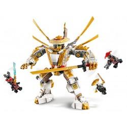 Lego Ninjago 71702 Robotul de aur