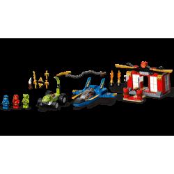 Lego Ninjago 71703 Intrecere cu avionul