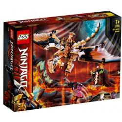 Lego Ninjago 71718 dragonul de lupta al lui Wu