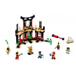 Lego ninjago 71735 turnirul elementelor