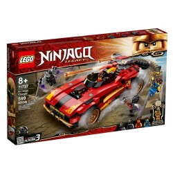Lego ninjago 71737 incarcator ninja X-1