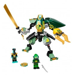Lego Ninjago 71750 Robotul Hydro al lui Lloyd