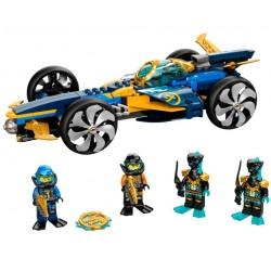 Lego Ninjago 71752 Sub Speeder Ninja