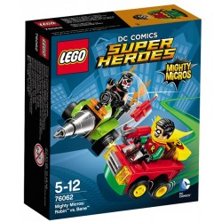 Lego Super heroes 76062 Robin contra Bane