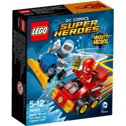 Lego Super heroes 76063 Flash contra Captain Cold