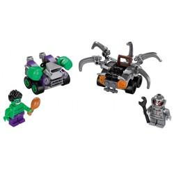 Lego Super heroes Hulk contra Ultron 76066