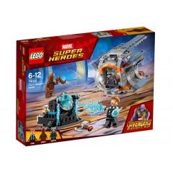 Lego Super Heroes Arma lui Thor 76102